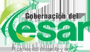 logo GOBERNACIÓN DEL CESAR
