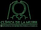 logo CLINICA DE LA MUJER