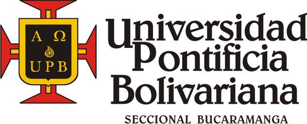 logo PONTIFICIA UNIVERSIDAD BOLIVARIANA (BUCARAMANGA)